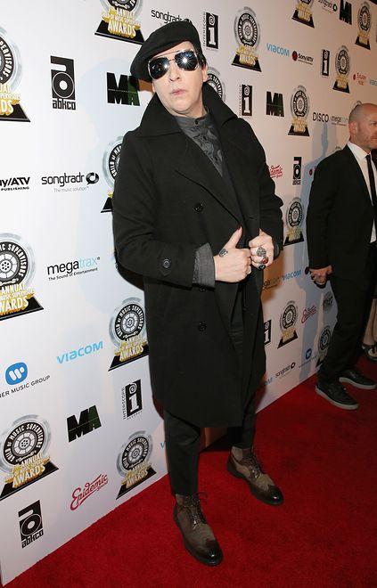 Marilyn Manson na 7. edycji rozdania Annual Guild Of Music Supervisors Awards