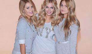 Piękne siostry Mancewicz w kampanii torebek
