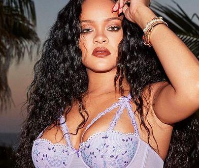 Rihanna znowu kusi. Co za ciało