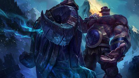 Ma wielką tarczę i wąsy: oto Braum, nowy czempion w League of Legends