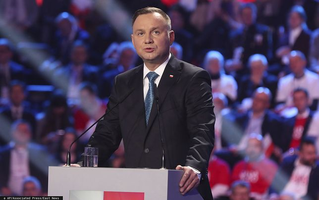"""Andrzej Duda może """"paść ofiarą"""" lokalnego konfliktu"""