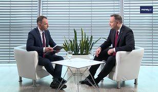 """Prezydent Duda o nagraniu rozmowy szefa KNF z Leszkiem Czarneckim. """"Jest kwestia autentyczności"""""""