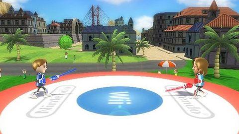 Wii Sports Resort i MotionPlus już prawie mają datę premiery
