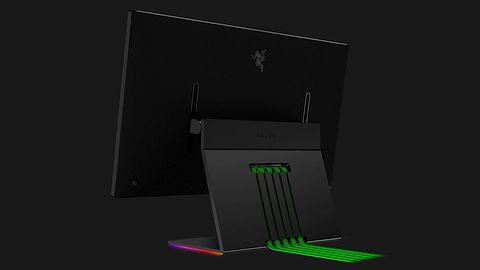 Razer Raptor. Debiutancki monitor Razera będzie bardzo dobrze wyposażony i równie drogi