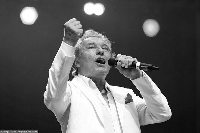 Karel Gott był jednym z najpopularniejszych czeskich wokalistów w historii