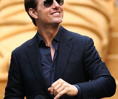Tom Cruise to najbardziej znany scjentolog