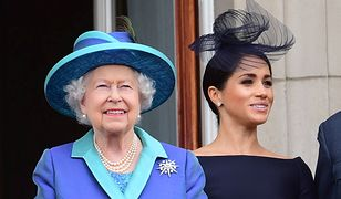 Królowa doceniła księżną Meghan. Dała jej wyjątkowy prezent