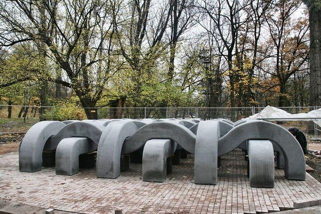 Unity - nowa rzeźba w mieście
