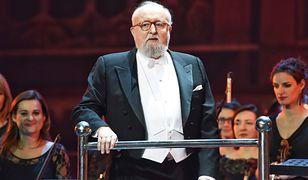 """Grammy 2017. Krzysztof Penderecki z nagrodą w kategorii """"Muzyka chóralna"""""""