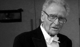 Nie żyje kompozytor i dyrygent Stanisław Skrowaczewski