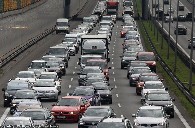Kierowcy muszą się liczyć z dużymi utrudnieniami