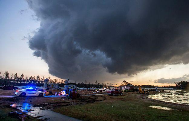 USA: co najmniej 16 śmiertelnych ofiar tornad w stanie Georgia