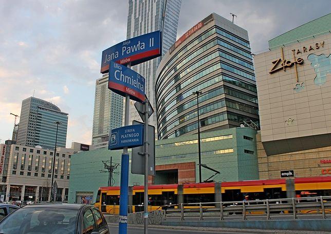 Zaplanuj podróż po Warszawie z Google Transit