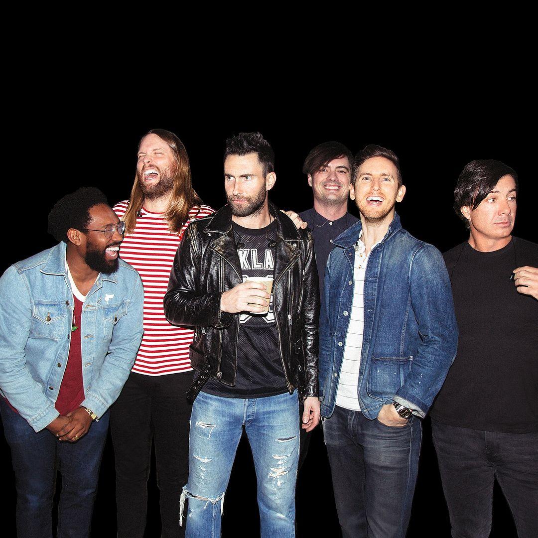 Maroon 5 (fot. materiały prasowe)