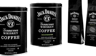Jack Daniel's wyprodukuje kawę. Będzie pachniała whiskey