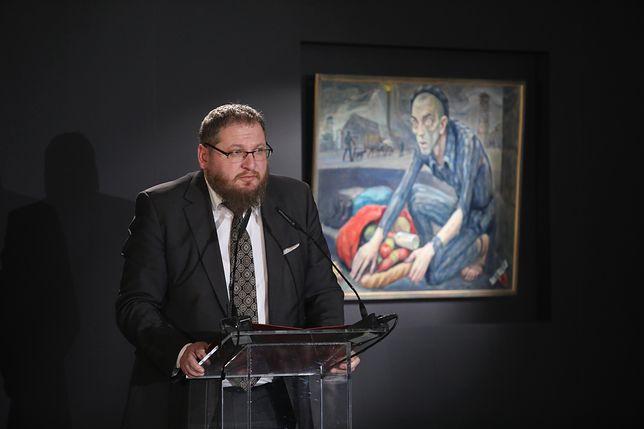 Piotr Cywiński od 12 lat jest dyrektorem Muzeum Auschwitz