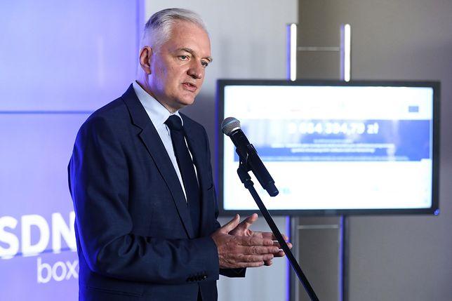 """Korespondent """"Frankfurter Allgemeine Zeitung"""" komentuje słowa Jarosława Gowina"""