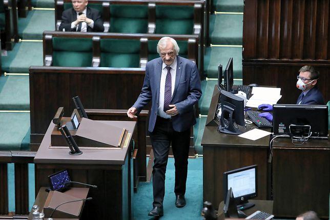 Koronawirus w Polsce. Ryszard Terlecki o wyborach prezydenckich 2020