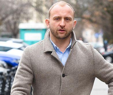 Borys Szyc ma 40 lat