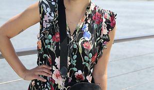 Marta Wierzbicka płacze na urlopie. Zobacz, co doprowadziło aktorkę do łez