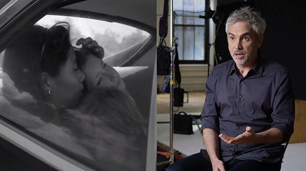 Alfonso Cuaron (Roma)