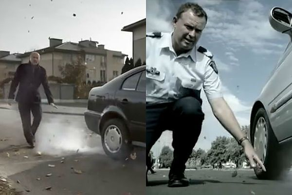 """""""10 mniej ratuje życie"""" - Polacy skopiowali australijski klip. """"Nikt nie pytał nas o zgodę"""""""