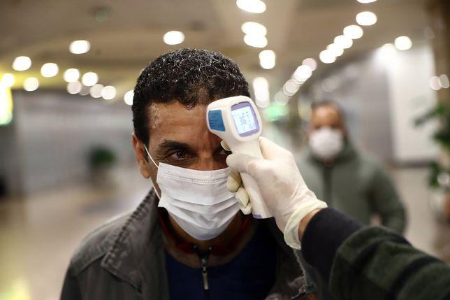 Koronawirus z Chin dotarł do Afryki. Pierwszy potwierdzony przypadek w Egipcie
