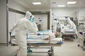 Koronawirus w Polsce. Dr Rzymski: Duża liczba osób wymagających hospitalizacji jest największym problemem