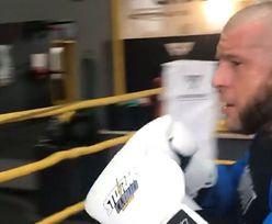 Fame MMA 9. Tak Popek zamierza pokonać Kizo. Film robi furorę w sieci