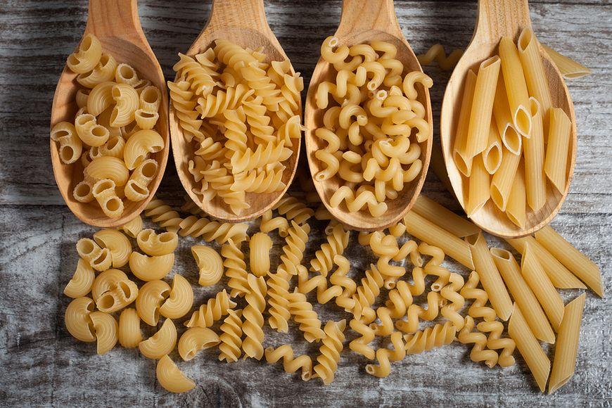 Wartości odżywcze makaronu