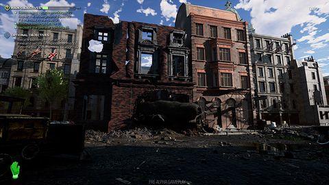 WW2 Rebuilder, czyli symulator odbudowy Warszawy i Londynu