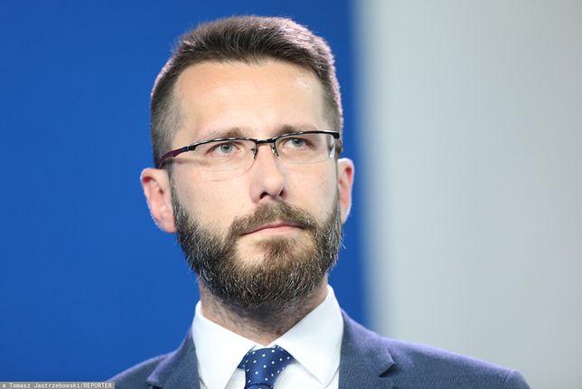 Radosław Fogiel odniósł się do oskarżeń kierowanych pod adresem Tomasza Grodzkiego