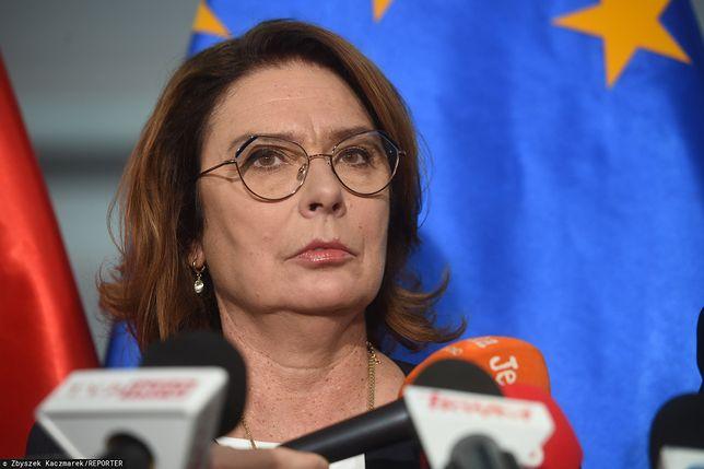 Małgorzata Kidawa-Błońska.