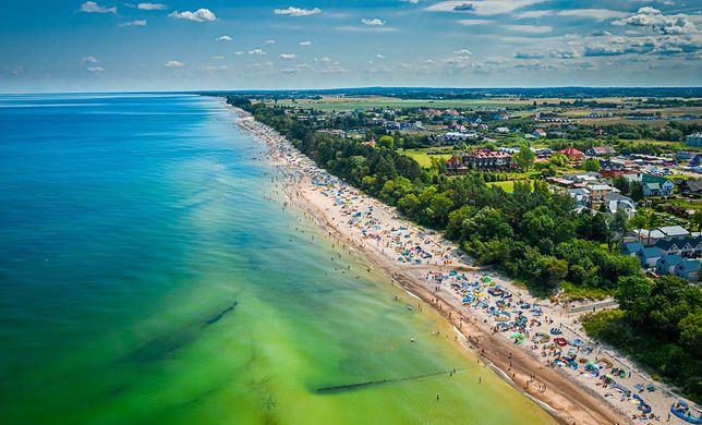 Nadbałtyckie plaże kuszą miękkim piaskiem