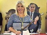 Za ciasne buty pani burmistrz hitem internetu