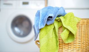 W brudnych ręcznikach znajduje się wiele bakterii