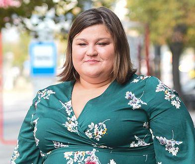 Dominika Gwit na ulicach Warszawy