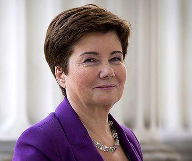 Hanna Gronkiewicz-Waltz była niegdyś prezesem NBP