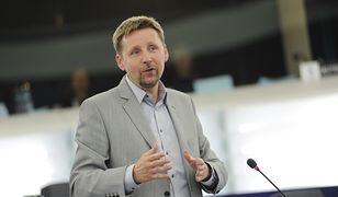 Marek Migalski bardzo aktywnie komentuje wyniki wyborów na swoim Twitterze