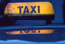 Wrócił do domu z sylwestra taksówką. Jechał przez trzy kraje