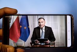 Andrzej Duda nagrany przez pranksterów z Rosji. Jest oświadczenie służb specjalnych