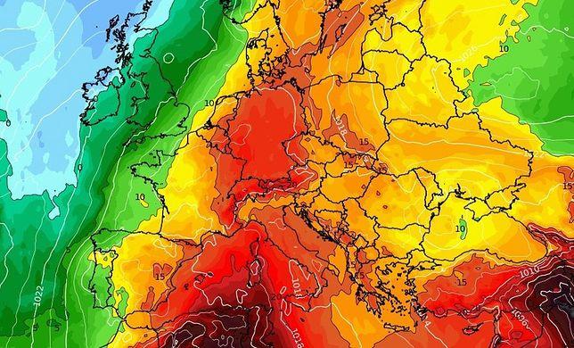 Pogoda. Nadchodzi fala śmiertelnych upałów. Nawet 35 st. C