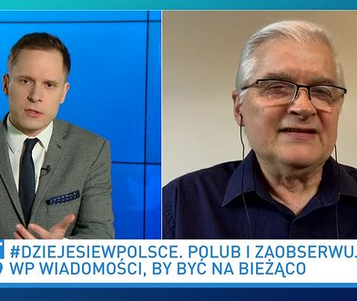 """""""Demonstracja lekceważenia"""". Włodzimierz Cimoszewicz o spotkaniu Andrzeja Dudy z Joe Bidenem"""