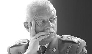 Generał Rozmus był komendantem głównym Żandarmerii Wojskowej