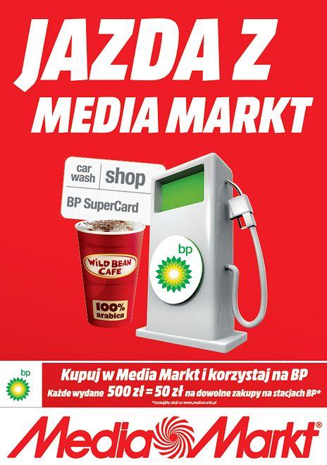 Kupuj w Media Markt i korzystaj na BP
