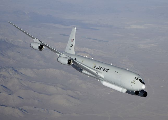 Samolot E-8 Joint STARS