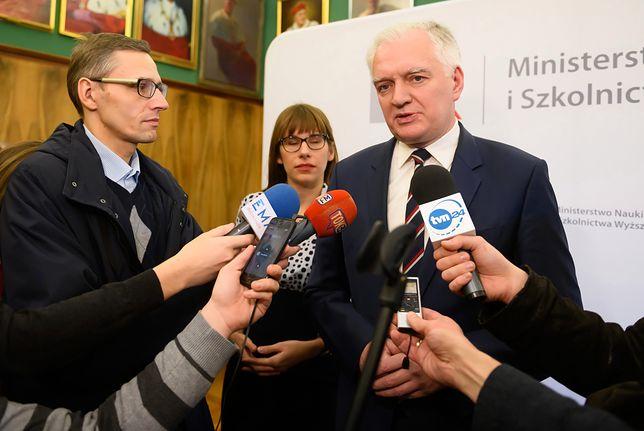 Jarosław Gowin: następnego kandydata do TK wskaże Porozumienie