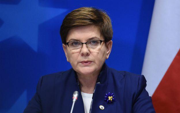 Premier Beata Szydło zwołuje spotkanie szefów klubów ws. sytuacji międzynarodowej