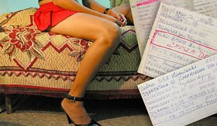 Ujawniamy zapiski z notatników warszawskich prostytutek: setki adresów i telefonów