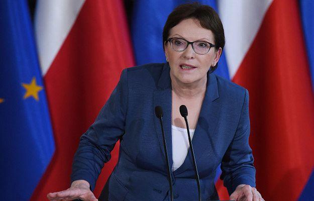 Ewa Kopacz zwołała Prezydium Zarządu Platformy Obywatelskiej